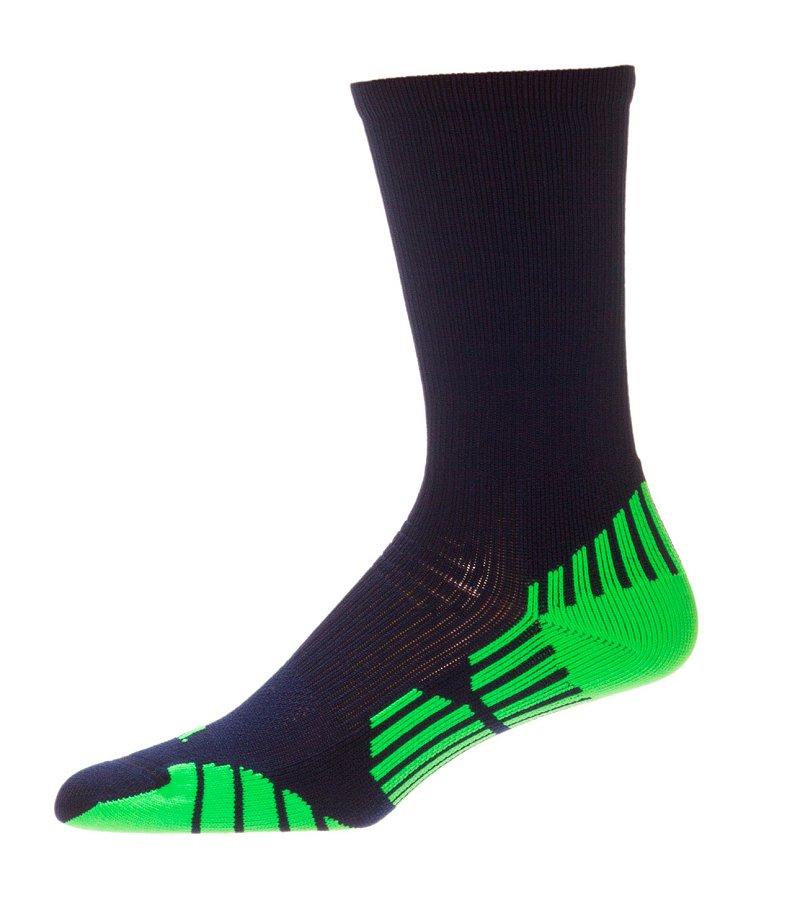 Csi 12th Man Performance Crew Socks L Xl Custom Socks Ink