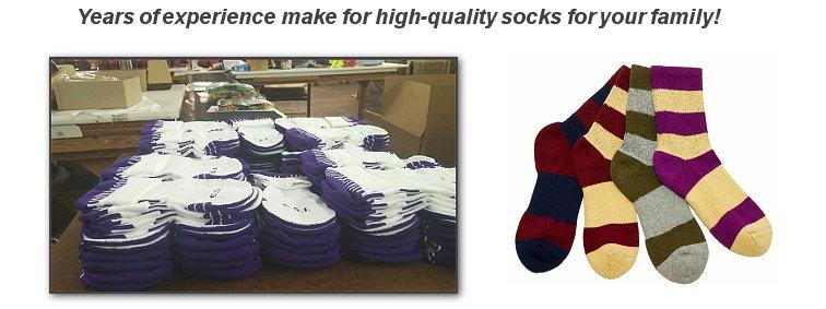 Custom Socks - Custom Socks INK